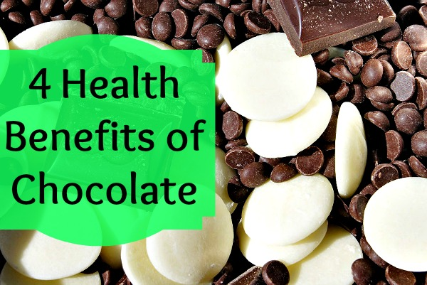 4 Health Benefits of Chocolate