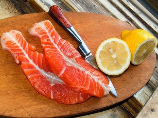 Fresh fish of all types can be used for many of these recipes! Image courtesy of Graphic Stock