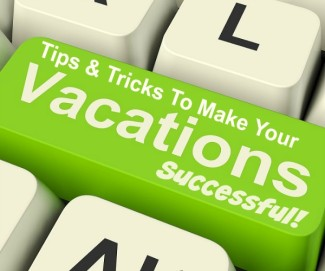 how to prepare for vacations