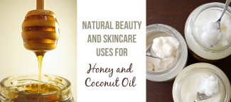 Coconut Oil and Honey for Natural Beauty and Skincare