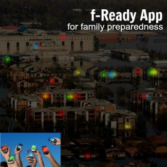 Get the f-Ready App for Family Preparedness
