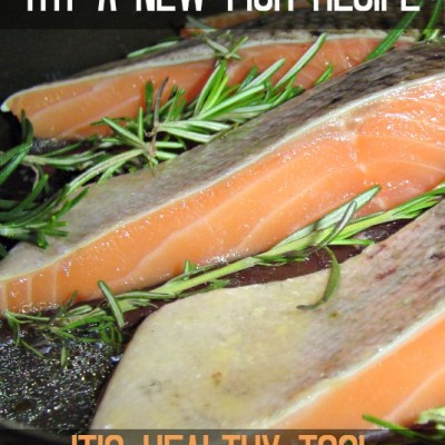 Try A New Healthy Fish Recipe