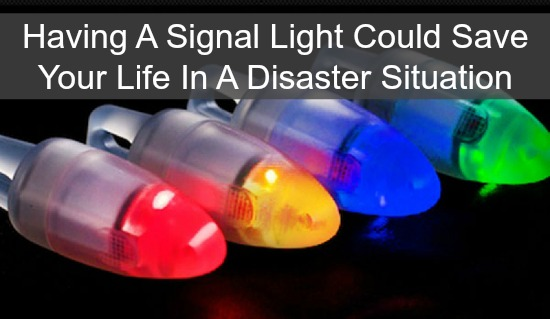 Do You Have A Signal Light In Your Emergency Kit? | Podcast 49