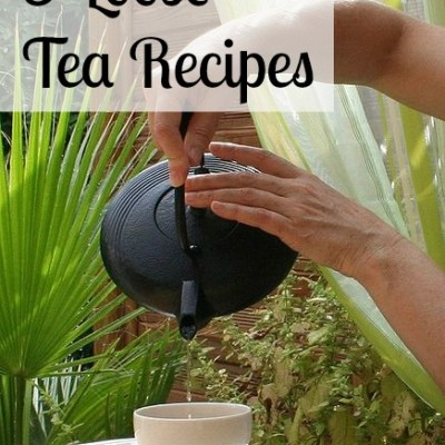 3 Delicious Loose Tea Recipes for Preppers