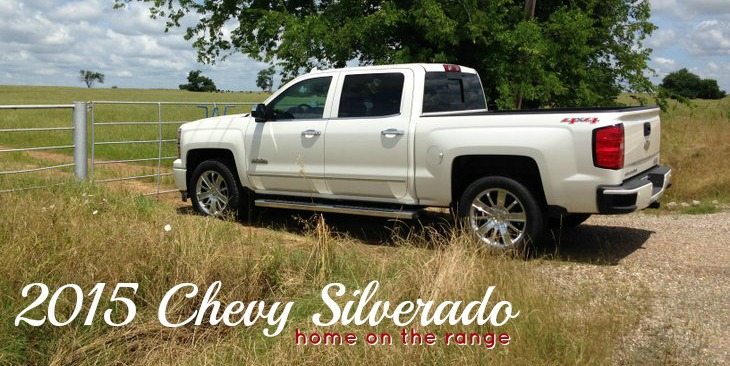 2015 Chevy Silverado Review for Homesteaders