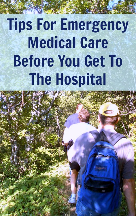 Emergency Medical Care Until You Can Get To The Hospital | Podcast 51