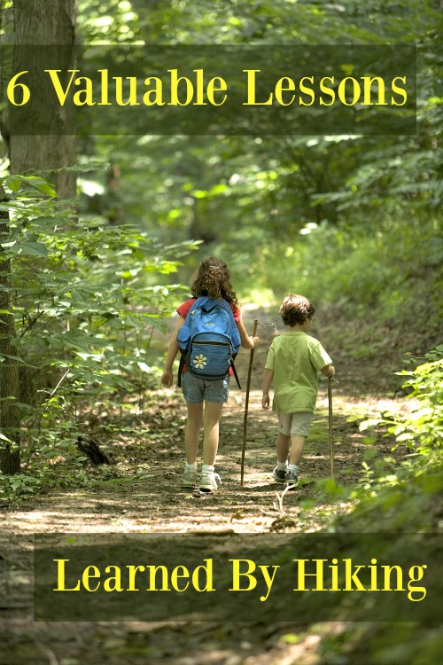 6 Valuable Lessons Your Kids Will Learn From Hiking