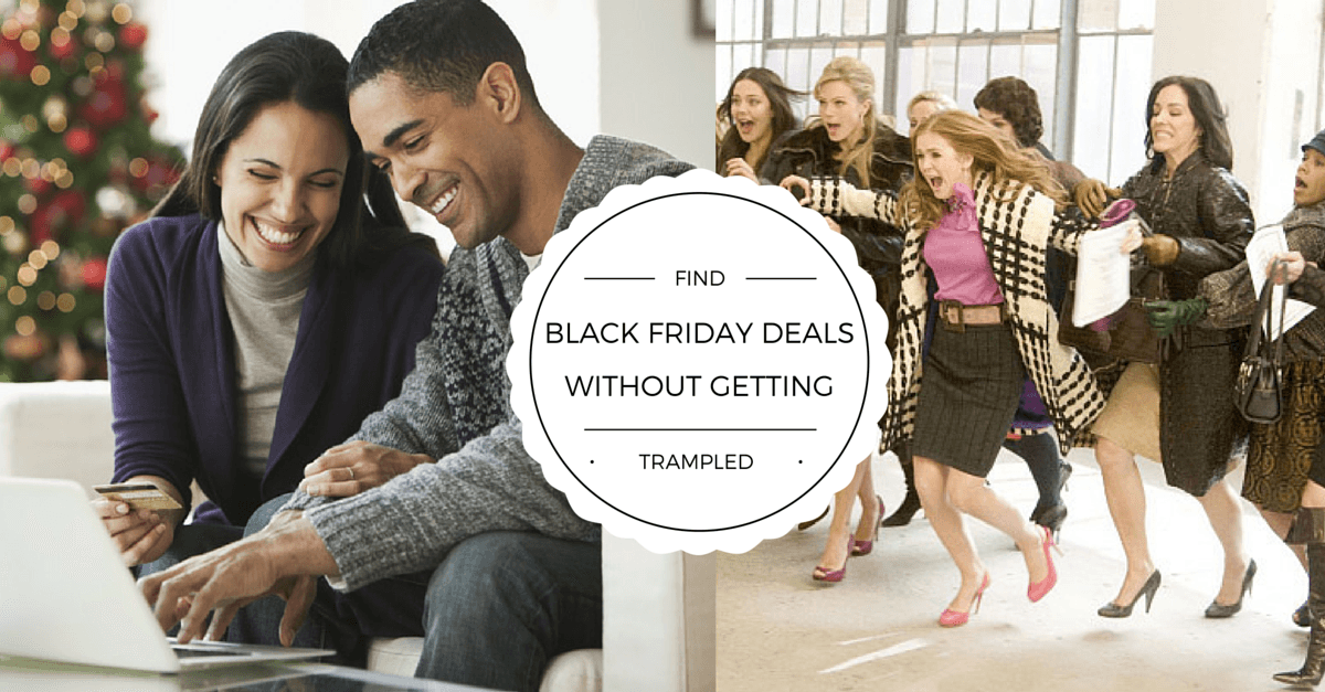 How to Find Black Friday Deals Without Getting Trampled