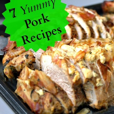 Don't Settle For Just Barbecue Sauce On Your Pork!