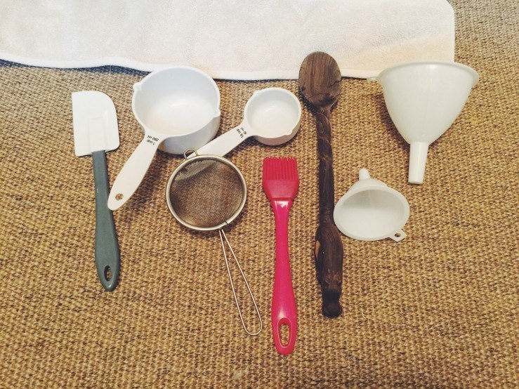 Kitchen Utensils for Activity