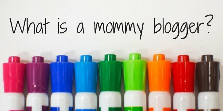 what is a mommy blog