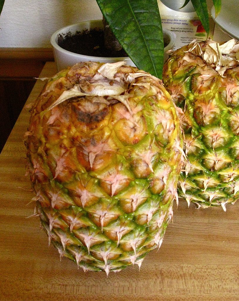 make pineapple sweet