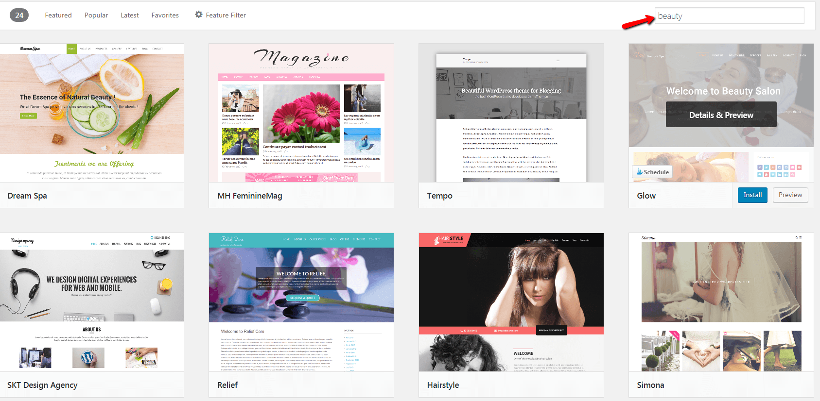 beauty-wordpress-themes