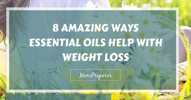 8 Hyper Effective Ways to Use Essential Oils For Weight Loss (With Proof)