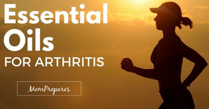 Essential Oils For Arthritis: 5 Science-Backed Recipes To Fight Inflammation And Pain
