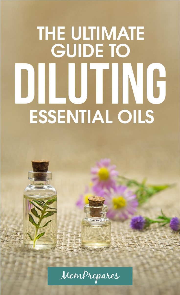 diluting essential oils