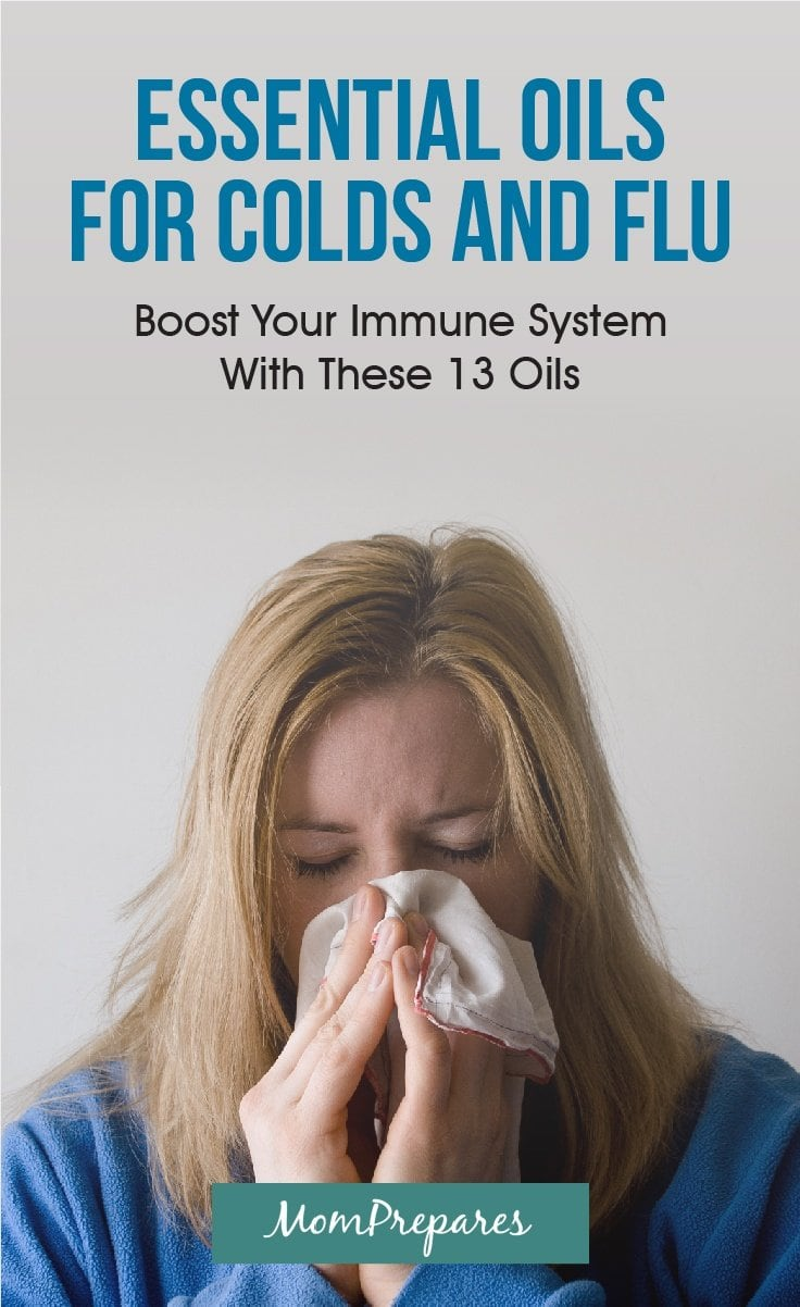Essential Oils for Colds and Flu Pinterest 1