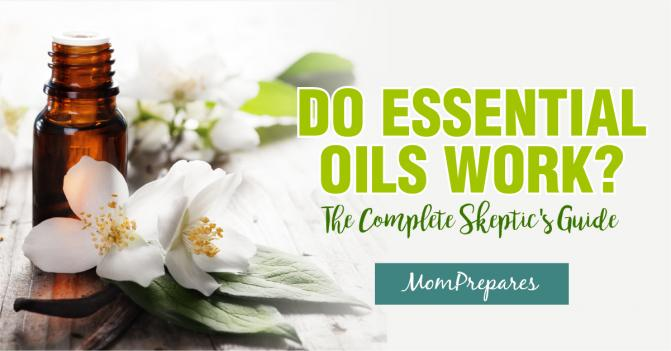 Do Essential Oils Work? The Complete Skeptic's Guide
