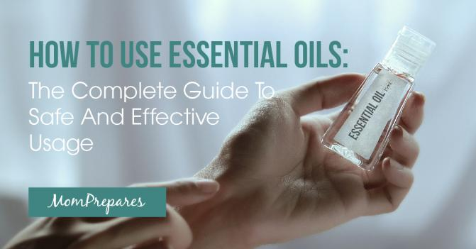 How to Use Essential Oils: The Complete Guide to Safe and Effective Usage