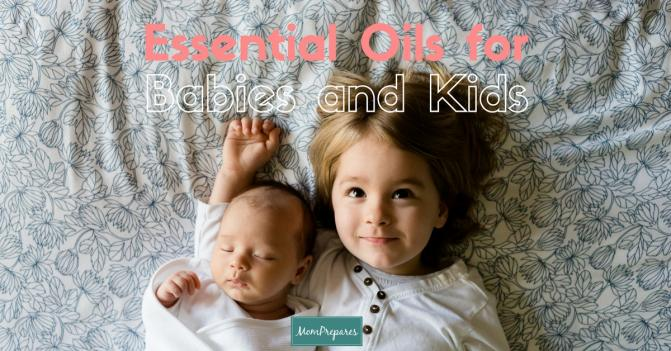 Essential Oils For Babies and Kids: Complete Safety Guide (Newborns – Teens)