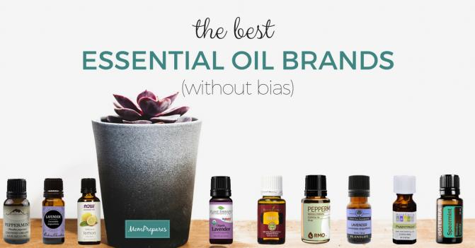 The Best Essential Oil Brands Reviewed (Without Bias) – 2019 Guide