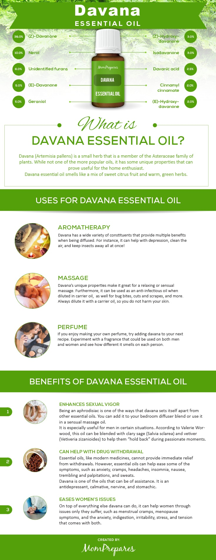 Davana Essential Oil The Complete Uses And Benefits Guide