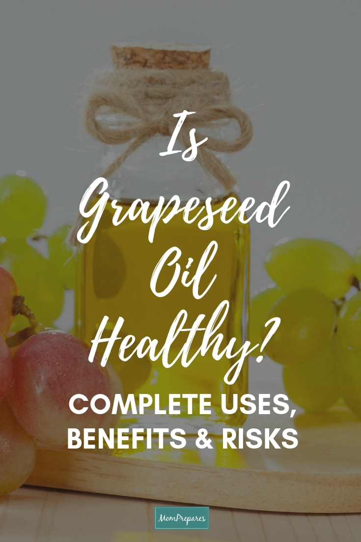 grapeseed oil pt