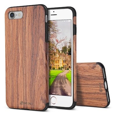 B BELK Wooden iPhone Case
