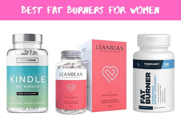 10 Best Natural Fat Burners For Women That Really Work