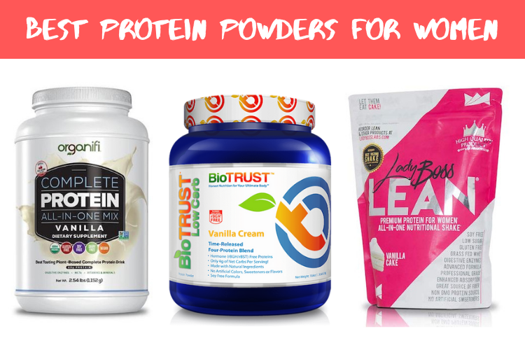 Best Protein Powder 2020.10 Best Protein Powders For Women For Weight Loss Toning
