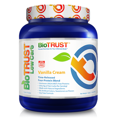BioTrust Low Carb Protein Powder