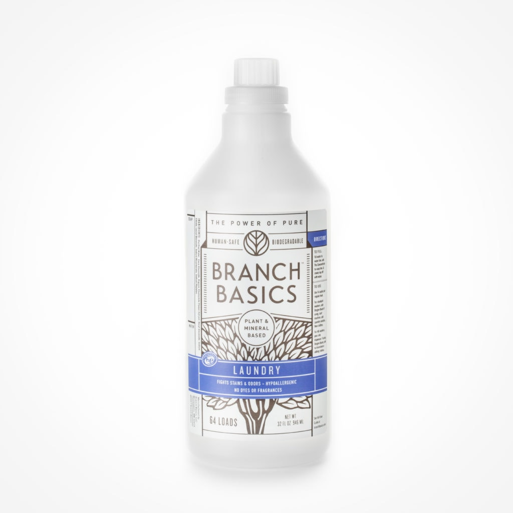 Branch Basics Liquid Laundry Concentrate