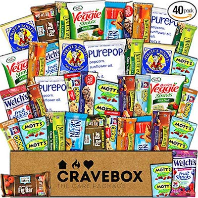 CraveBox Healthy Snacks