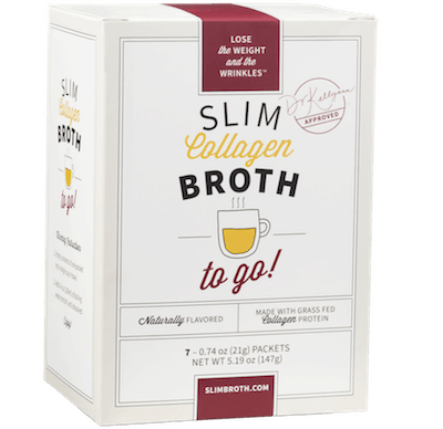 Dr Kellyann SLIM Collagen Broth