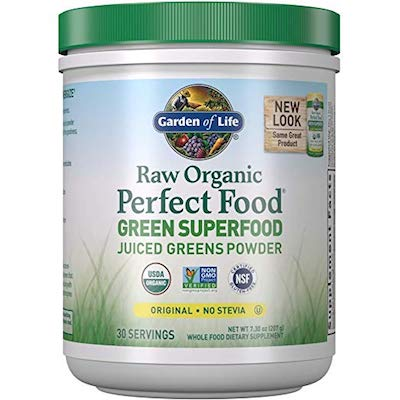 Garden of Life Green Superfood