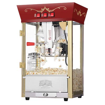 Great Northern Antique Popcorn Machine