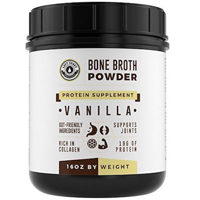 Left Coast Performance Bone Broth Protein Powder