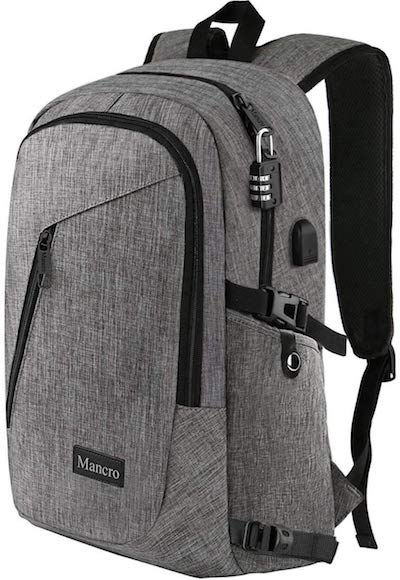 Mancro Laptop Backpack