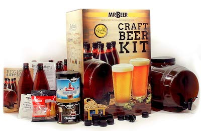 Mr. Beer Complete Beer Making Kit