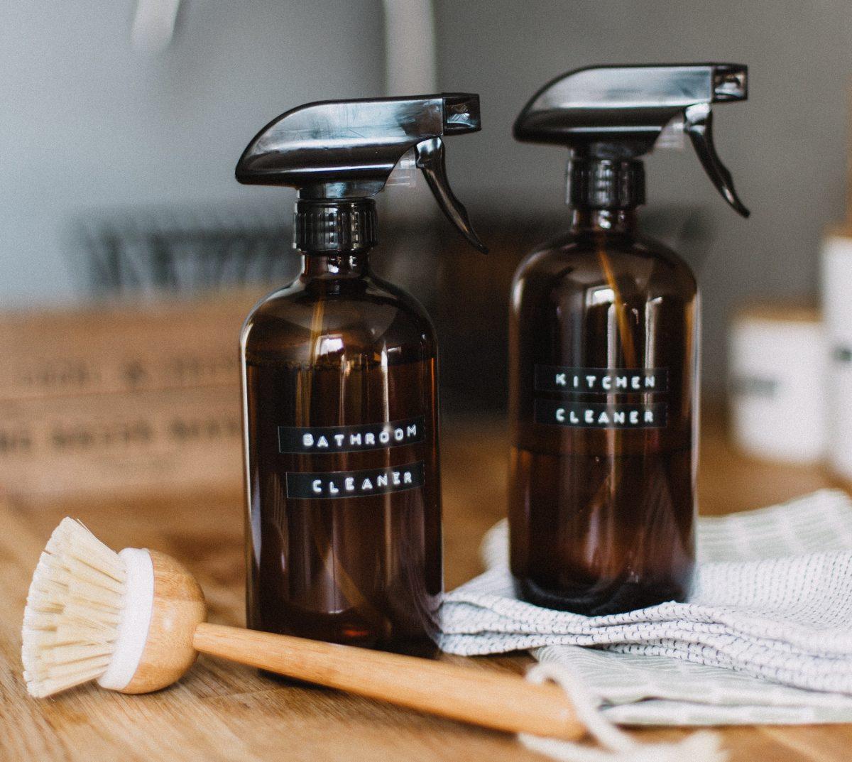 Natural Cleaning Products Non Toxic Safe