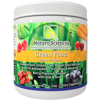 Naturo Sciences Green Powder