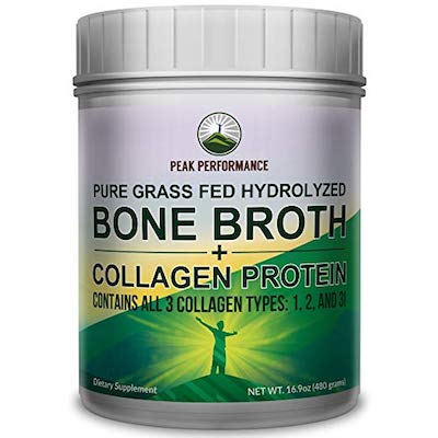 Peak Performance Bone Broth