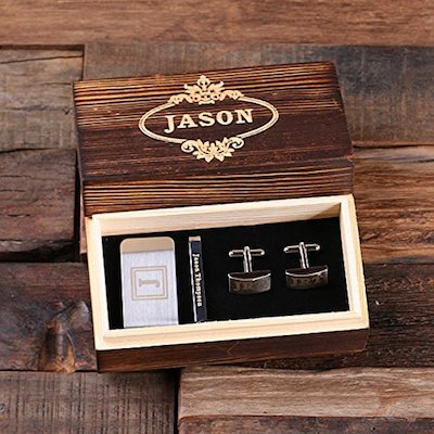 Personalized Gentleman Gift Set