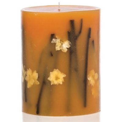 Rosy Rings Honey Tobacco Round Candles
