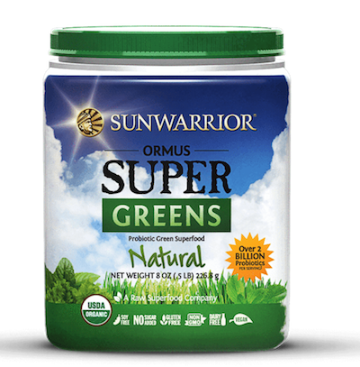 Sunwarrier Ormus Supergreens