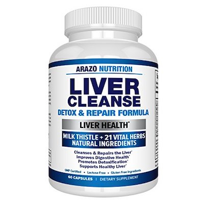 Arazo Nutrition Liver Cleanse