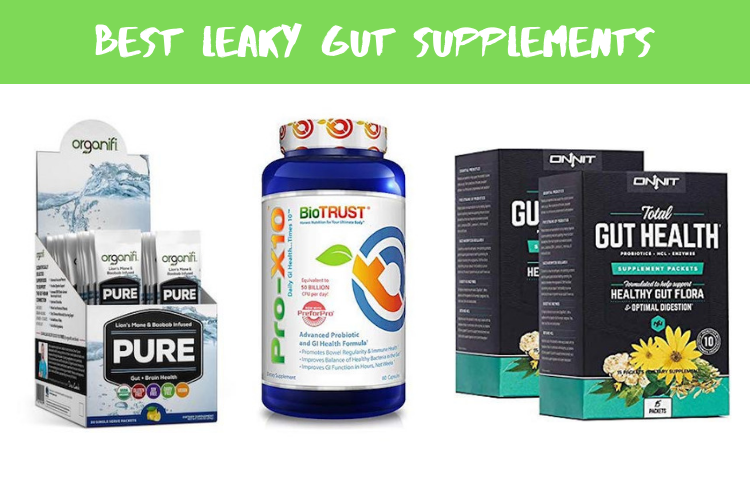 Best Probiotic 2020.10 Best Leaky Gut Supplements For Gut Health Weight Loss