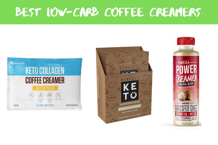 Best Low-Carb Coffee Creamers