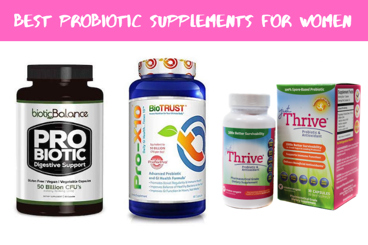 Best Probiotic 2020.10 Best Probiotic Supplements For Women Reviewed 2020