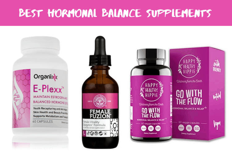 Best Supplements to Balance Hormones